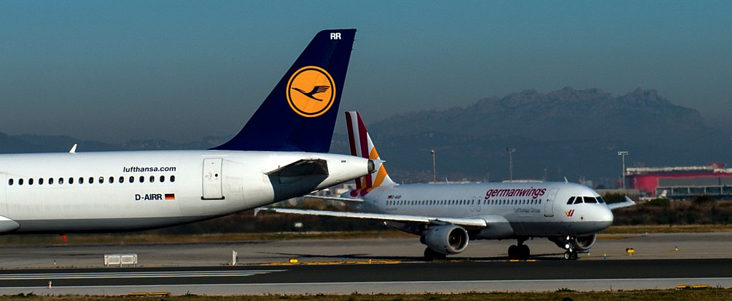 German Plane Carrying 148 Crashes in the French Alps