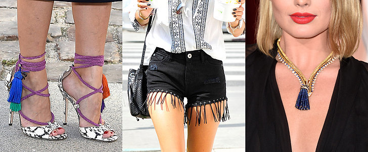 24 Ways to Wear Fringe Beyond the Music Festival