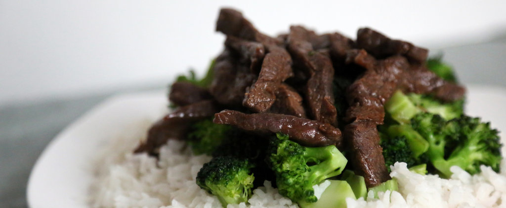 Don't Take Out! Stay In and Stir-Fry Chinese Beef and Broccoli