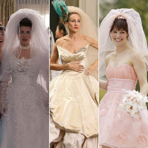 The Best Wedding Dresses from Movies