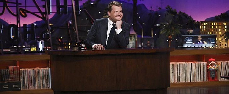 James Corden Makes a Solid Debut as The Late Late Show Host