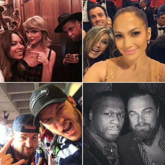 The Most Surprising Celebrity Selfies Ever Taken