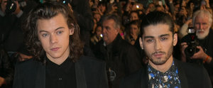 Harry Styles's Reaction to Zayn Malik's Departure Might Make You Emotional, Too