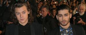 Harry Styles weint über Zayn Malik's Bandausstieg