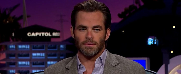 Chris Pine Can Do a Ridiculously Good Christopher Walken Impression