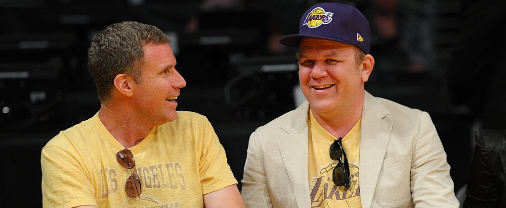 John C. Reilly Just Wrote a Poem to Will Ferrell and It's Awesome