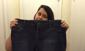 Why Can't I Find a Pair of Plus Size Jeans That Fit Both My Waist AND My Thighs?