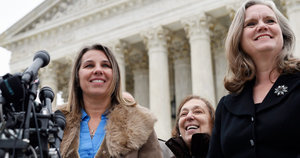 Supreme Court Rules in Favor of Pregnant Workers