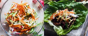 Banh Mi Lettuce Wraps, Because Sometimes You Don't Want Bread