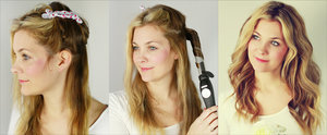 The Ultimate Easy-Breezy Beach Waves Hair Tutorial For Brides