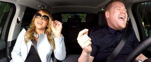 Auch Mariah Carey singt gerne lautstark im Auto mit