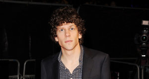 Here's Your First Look at Jesse Eisenberg as Lex Luthor in 'Batman v Superman: Dawn of Justice' (PHOTO)