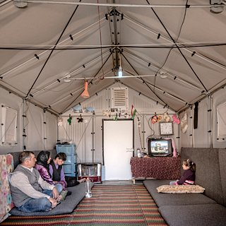 Ikea Builds Affordable Better Shelter For Refugees