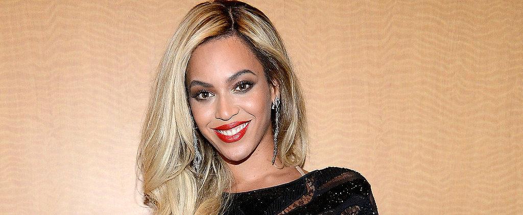 Exclusive! Beyoncé Now Presents Bey-Hive Nail Wraps