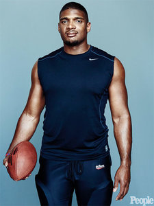 Michael Sam: 'I'm Not the Only Gay Person in the NFL'