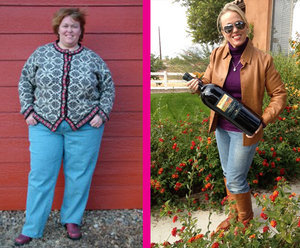 How One Woman Gained Back All the Weight She Lost—Then Changed Her Mindset to Drop and Keep Off 140 Pounds