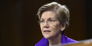 Elizabeth Warren Fires Back After Wall Street Threats