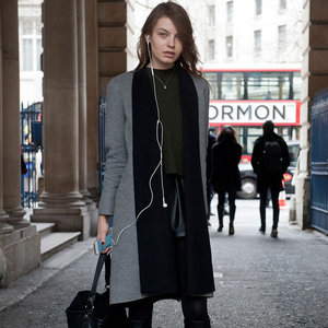 Model Off-Duty Style Autumn 2015