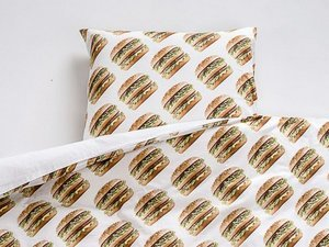 Would You Buy McDonald's Big Mac Bedding?