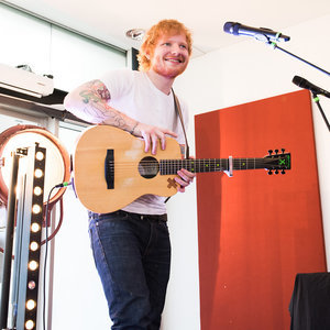 Ed Sheeran Performing on 2Day FM's Rooftop