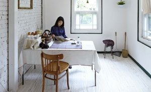 Rescued Relic: A Romantic Atelier in Japan