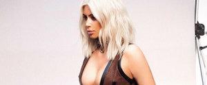 Surprisingly, This Sexy Outfit Wasn't Kim Kardashian's Idea