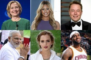 Vote Now: Who Should Be on the 2015 TIME 100?