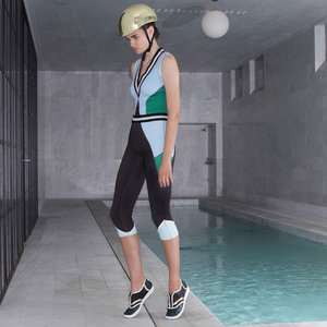 Chic Pieces from Cynthia Rowley's New Activewear Line