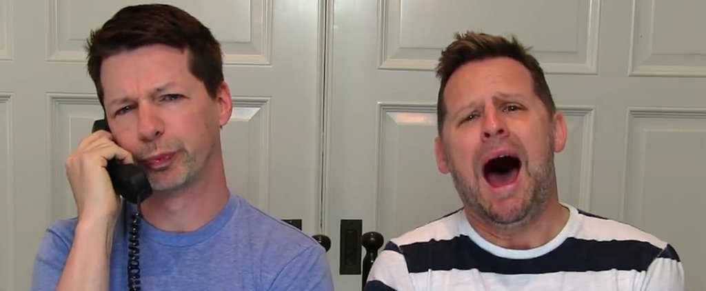 Sean Hayes and His Husband's Lip-Sync Skills Are Out of Control
