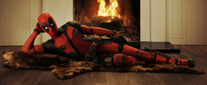 Ryan Reynolds Just Revealed the First Amazing Picture of Deadpool