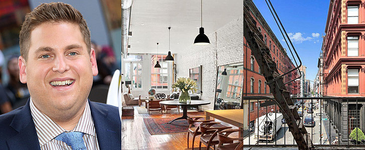Jonah Hill's Latest Attempt to Move His $3.5M SoHo Loft