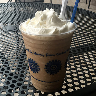 Peet's Javiva Frozen Coffee Drink Review
