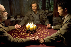 'Supernatural' Episode 10.17 Photos: Sam and Cas Investigate the Mark of Cain