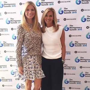 Gwyneth Paltrow's wasted dress at The Montgomery Summit and GOOP's narcissistic parenting
