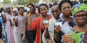 Nigeria Votes In Election Amid Boko Haram Violence