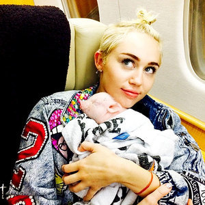 A Miley Cyrus Party Isn't Complete Without Her Pet Pig (PHOTOS)