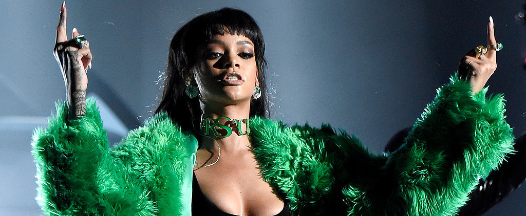 Rihanna Rocks the iHeart Radio Awards With a Super Sexy Performance