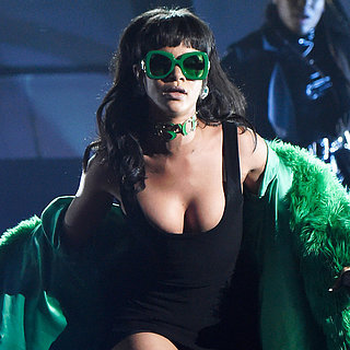 Rihanna Rocks the iHeart Radio Awards With a Supersexy Pe