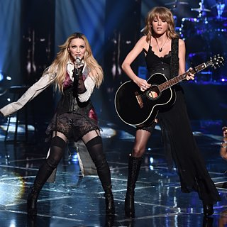 "Madonna and Taylor Swift ""Ghosttown"" Performance 