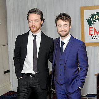Celebrities at the Jameson Empire Film Awards