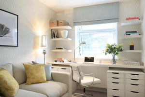 Clever Storage for That All-Important Spare Room (10 photos)
