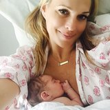 Molly Sims Shares Another