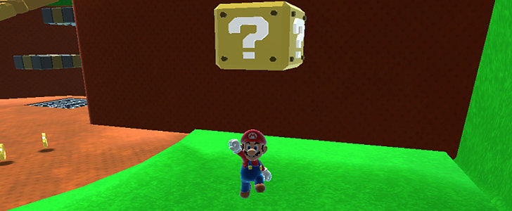 Holy Moly! You Can Now Play Super Mario 64 on Your Browser