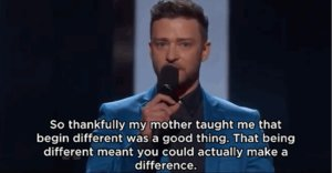 Justin Timberlake's Beautiful iHeartRadio Speech Will Make You Feel Things
