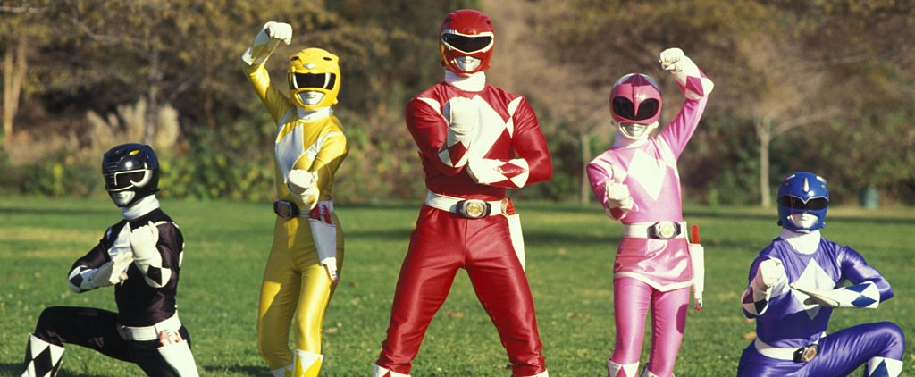 7 Things We're Hoping to See in the New Power Rangers Movie