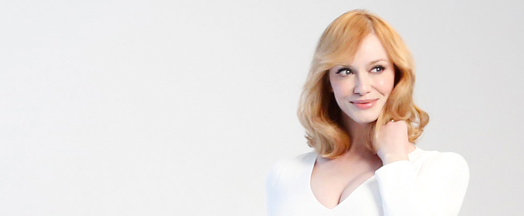 Christina Hendricks Said Bye to Mad Men by Making a Major Change
