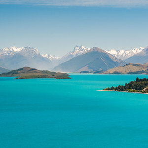 Travel Review and Beautiful Pictures Queenstown New Zealand