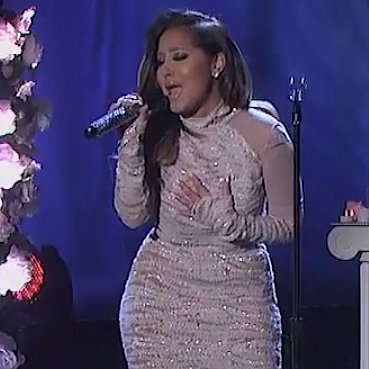 Adrienne Bailon Performs Selena Song on The Real | Video