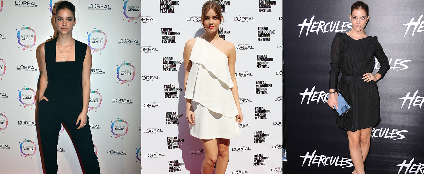 Model Barbara Palvin Spills on All Things Style