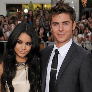 Vanessa Hudgens Talks About Zac Efron